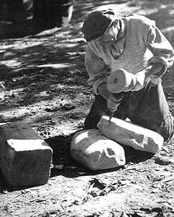 joga kamień
